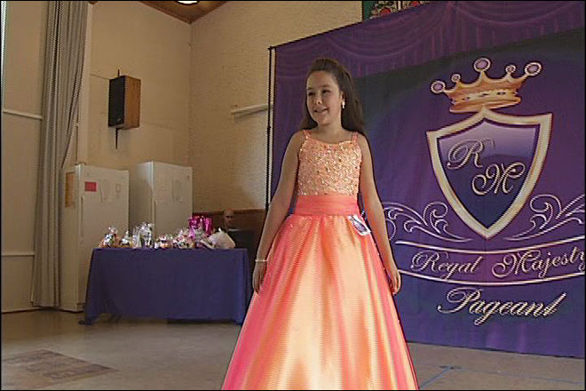 As seen on TV? Real life 'Toddlers and Tiaras'