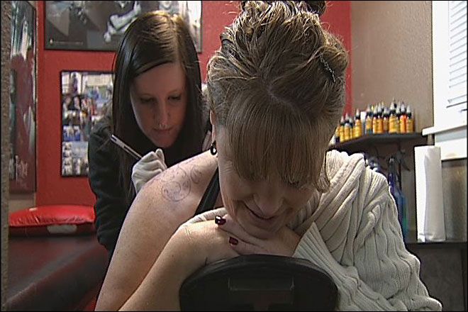Real Reality: A tattoo parlor with a family atmosphere