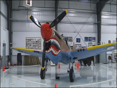 Warhawk Museum showcases aircraft from America's wars