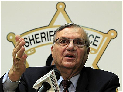 Civil rights lawsuit filed against Ariz. sheriff