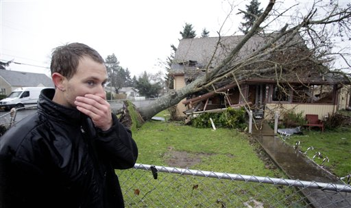Oregon Tornado Year Later