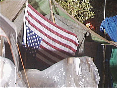 Eugene City Council meets at noon to discuss Occupy camp