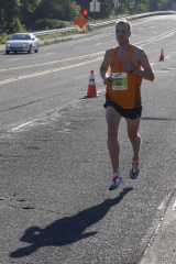 Eugene Marathon race Winners at 15 miles