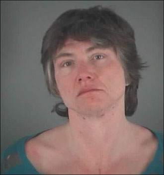 Sheriff: Woman charged with stabbing at homeless camp