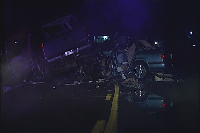 Both drivers killed in head-on crash south of Junction City