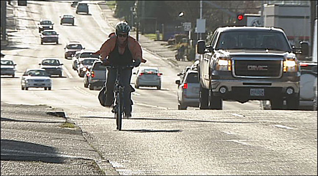 South Willamette: How will bikes fit in?