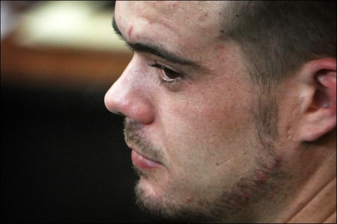 Peru court sentences Van der Sloot to 28 years