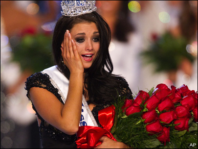 Photos: Miss Wisconsin wins Miss America pageant