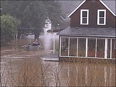 Do you have a separate flood insurance policy?