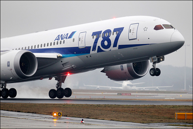 FAA to launch review of Boeing 787, but calls plane safe