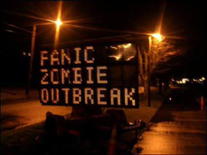 Ore. workers urged to prepare - for zombies?