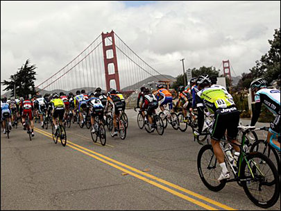 Sagan wins 2nd stage of Tour of California