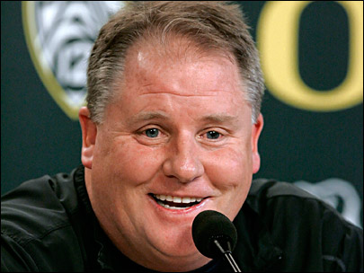 Chip Kelly on Oregon Football Coach Chip Kelly Talks To Reporters On Signing Day