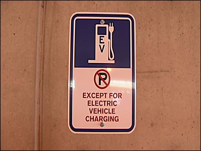 EV charging stations power up Downtown Eugene