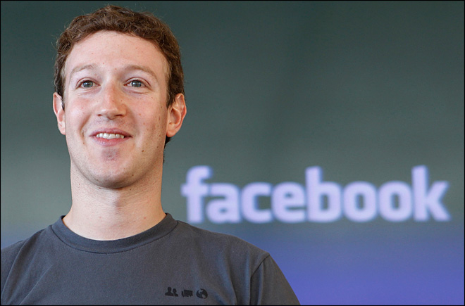 Facebook IPO could be $100 billion birthday gift for Zuckerberg