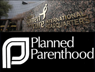 Komen reverses on Planned Parenthood grants, issues apology