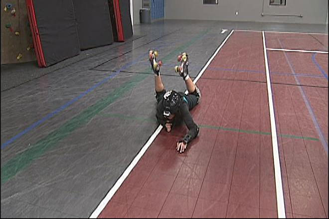 Roller derby: Fast-paced rodeo on wheels