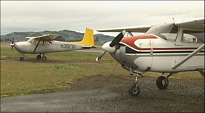 Airport on chopping block in Creswell