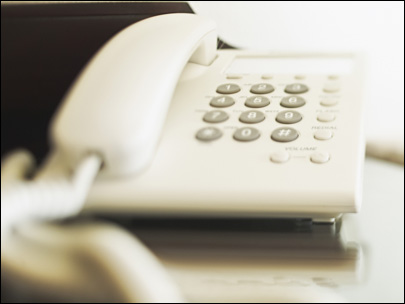 Getting hit by illegal robocall scams?  Just hang up!