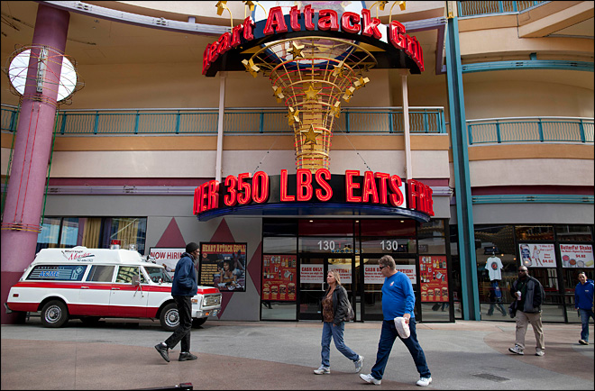 Second Heart Attack Grill 'mascot' dies of heart attack