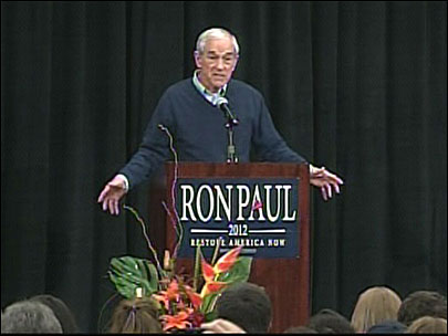 Ron Paul speech part 1