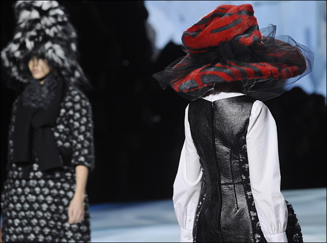 Fashion Marc Jacobs Fall 2012