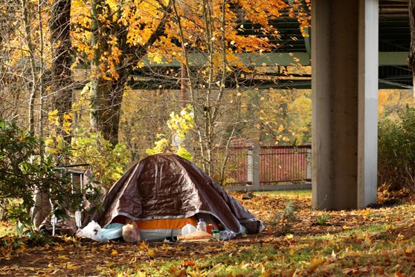 Eugene moves to allow homeless to camp on vacant lots