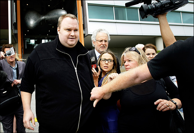 New Zealand's top court takes Kim Dotcom appeal