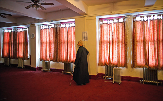 NYPD built secret files on NJ, Long Island mosques