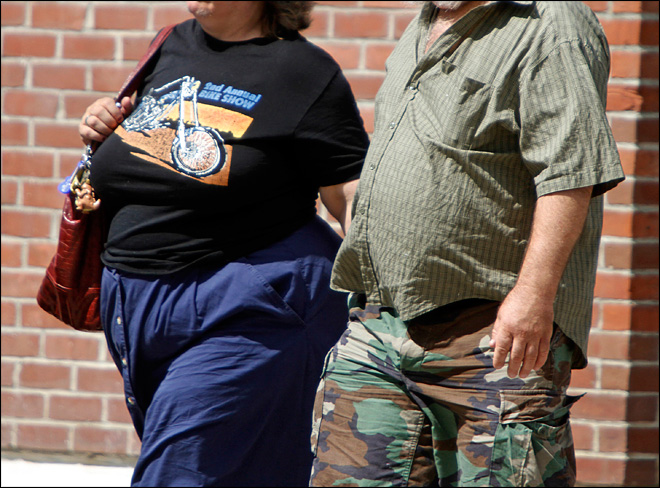 Oregon's obesity rates skyrocket