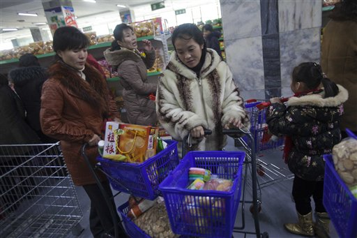 North Korea Consumer Culture