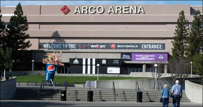 Sacramento's 'Plan B' for new arena declared dead