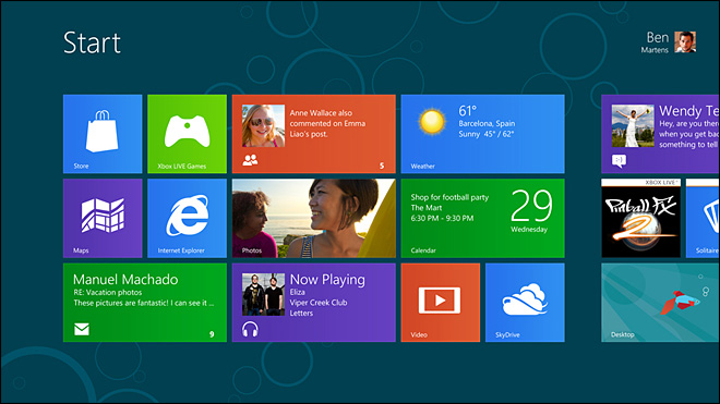 Microsoft: Windows 8 selling well despite PC slump