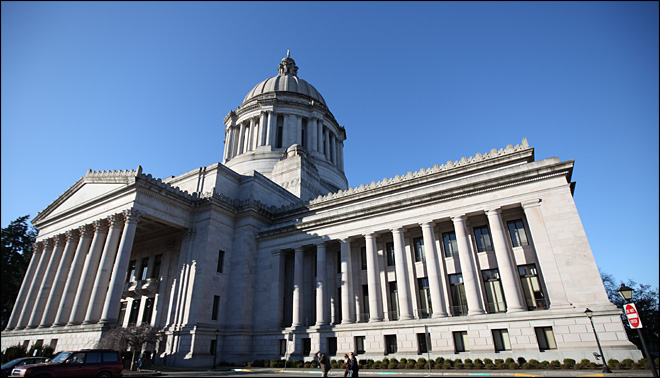 Bill aims to eliminate up-front college costs in Washington
