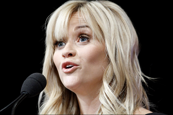 Amid PR nightmare, Reese Witherspoon busy canceling appearances
