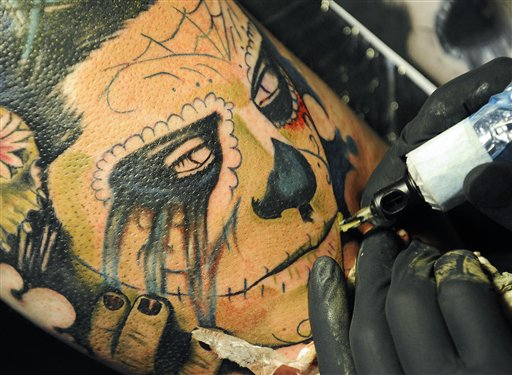 Germany Tattoo Fair