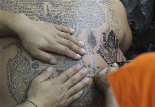 Thailand Tattoo Festival