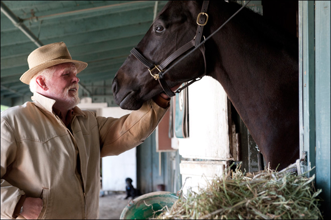 Lawsuit claims horses mistreated on HBO's 'Luck'