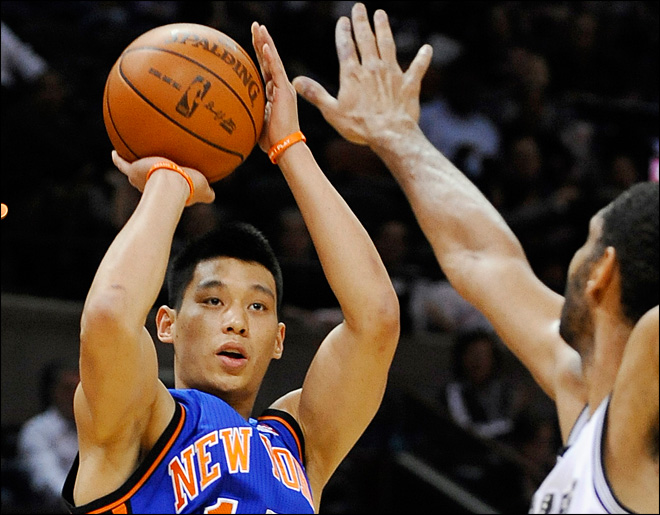 Report: 'Linsanity' heading to Houston