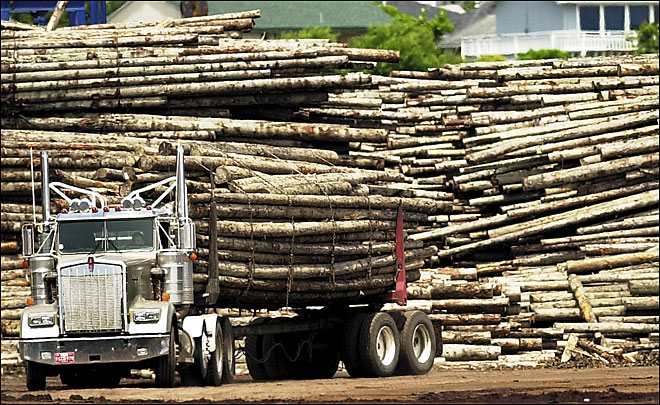 Federal money for timber counties: 'It doesn't solve the problem'