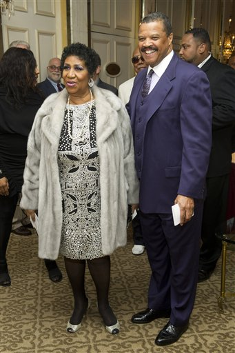 Aretha Franklin's Birthday Party