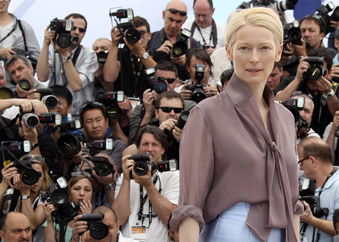 People Tilda Swinton