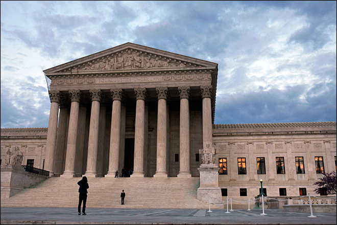 Supreme Court: Drug dog sniff is unconstitutional search
