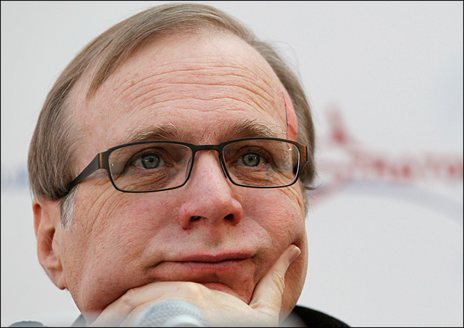Soldier pleads guilty to stealing billionaire Paul Allen's identity