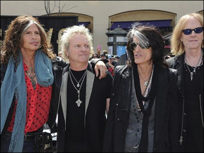 Aerosmith promises new album in 3 months