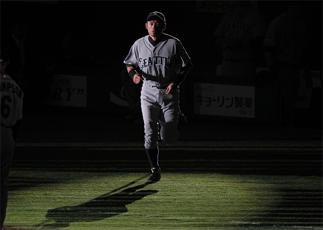 Japan Athletics Mariners Baseball