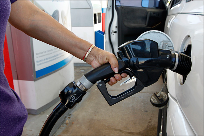 U.S. gas prices down a penny over past 3 weeks