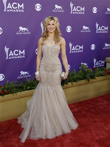 2012 ACM Awards Arrivals