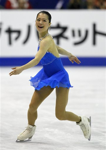France World Figure Skating Championships