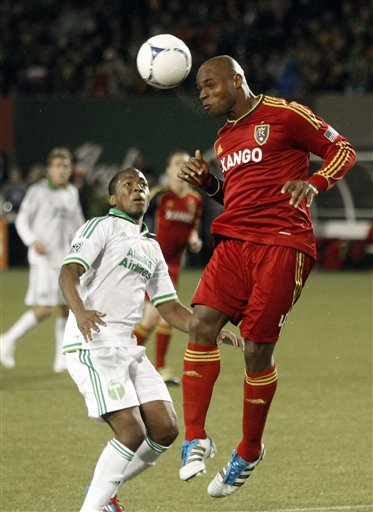 Real Salt Lake Timbers Soccer